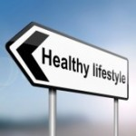 13504863-illustration-depicting-a-sign-post-with-directional-arrow-containing-a-healthy-lifestyle-concept-blu