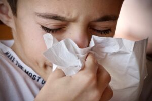 The Chemistry of Allergies