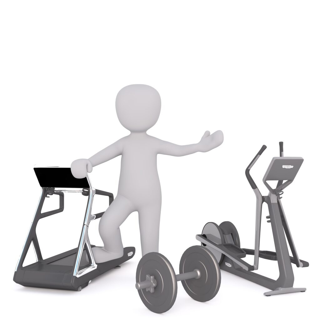 A Discussion on Different Types of Cardio Fitness Equipment